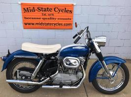 H-D 1966 XLH Sportster For Sale