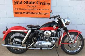 1957 H-D XL Sportster For Sale