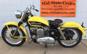 1956 H-D KHK For Sale