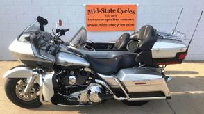 2003 H-D Roadglide Sidecar For Sale