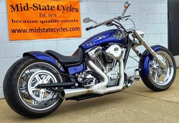 S&S 145 Harley Softail For Sale